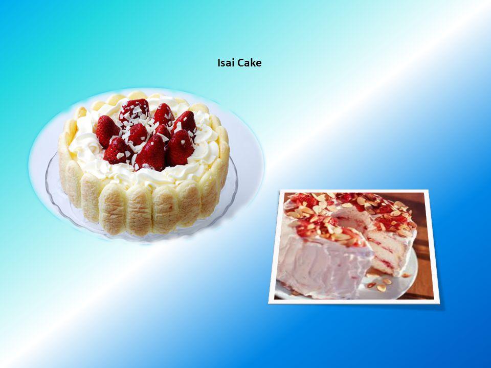 Isai Cake