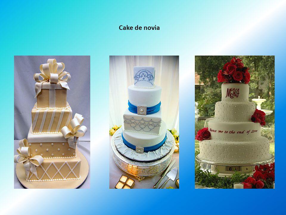 Cake de novia