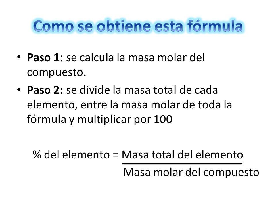 Como se obtiene esta fórmula