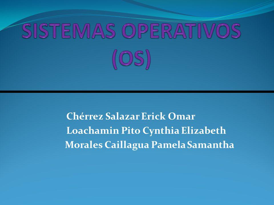 SISTEMAS OPERATIVOS (OS)