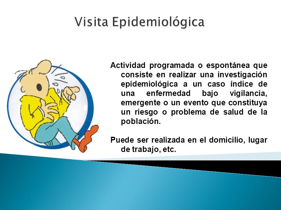 Visita Epidemiológica