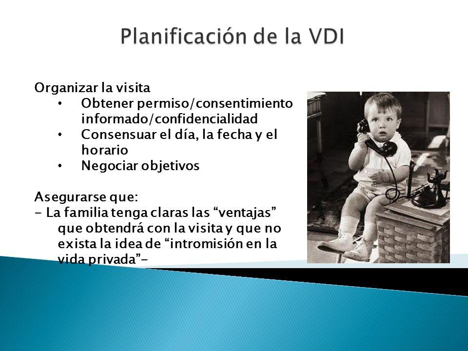Planificación de la VDI