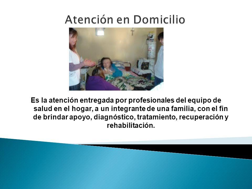 Atención en Domicilio