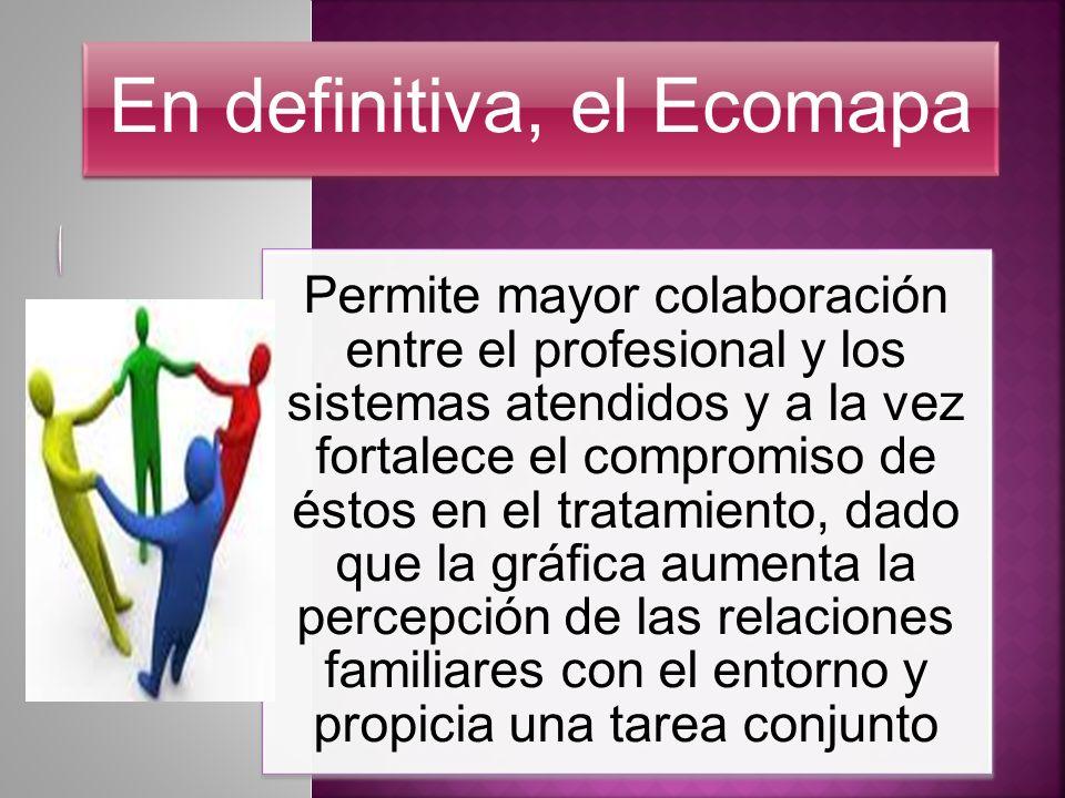 En definitiva, el Ecomapa