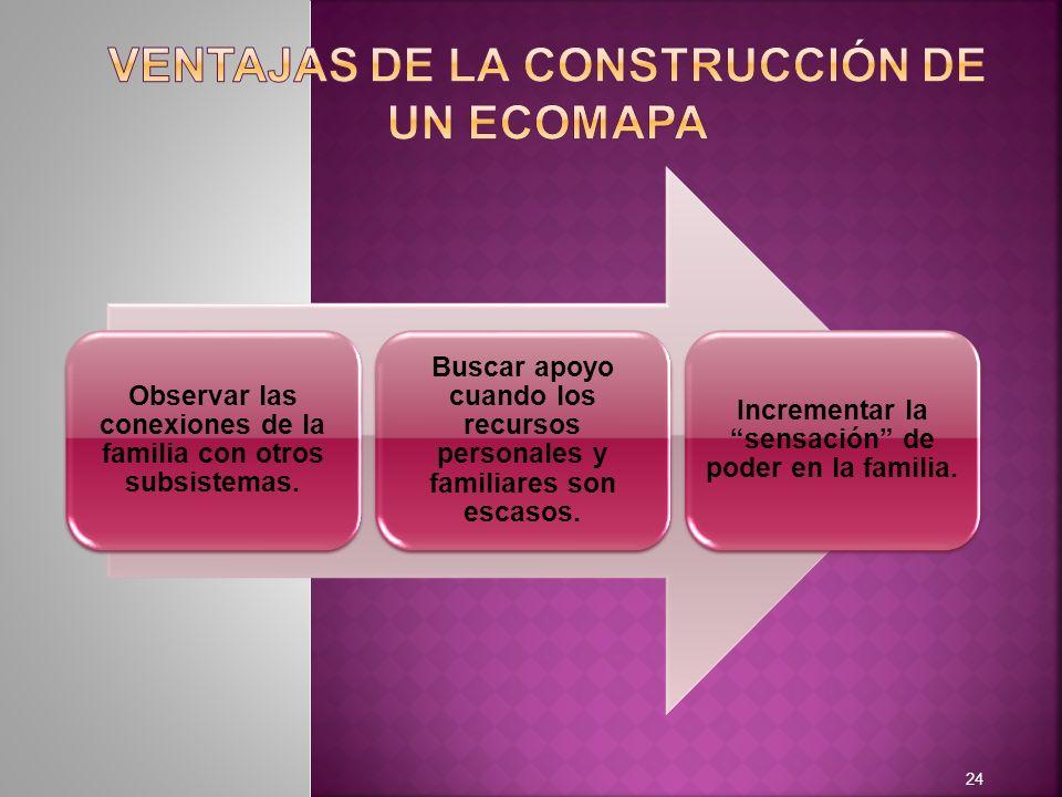VENTAJAS DE LA CONSTRUCCIÓN DE UN ECOMAPA