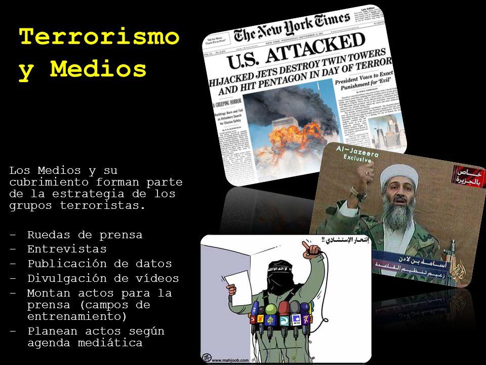 Terrorismo y los Medios de Comunicación