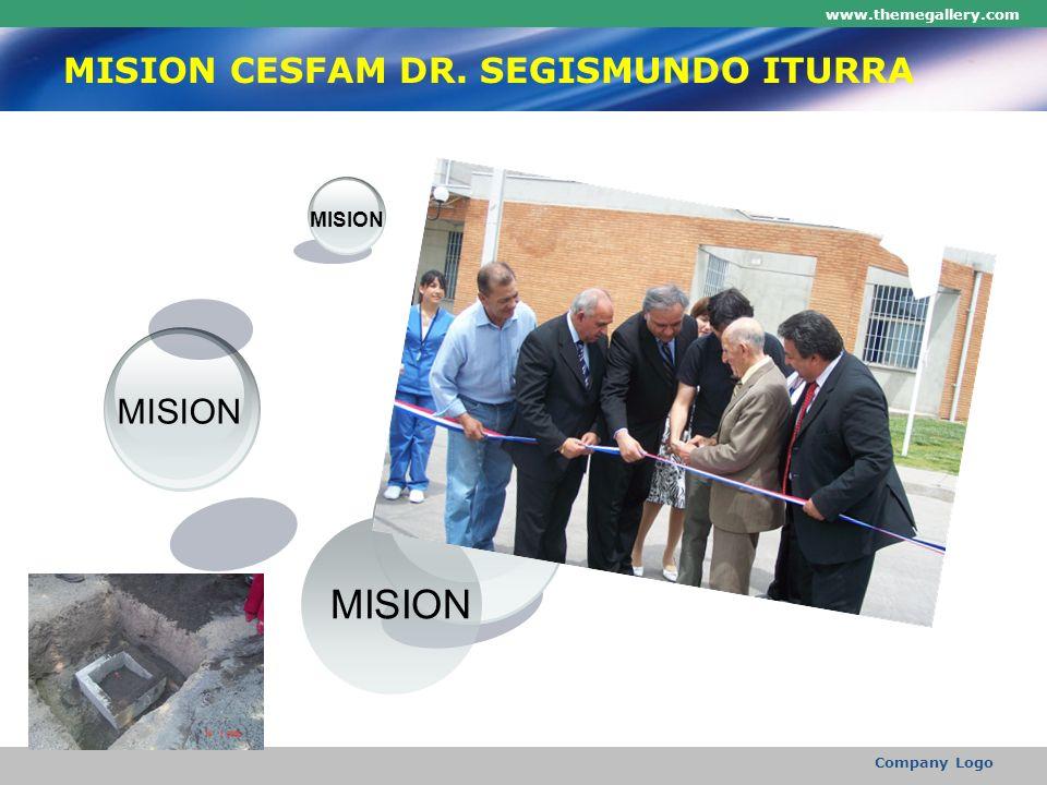 MISION CESFAM DR. SEGISMUNDO ITURRA