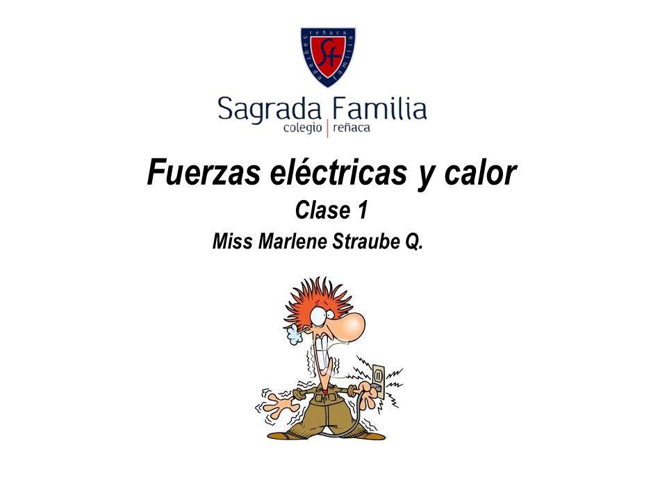 Fuerzas eléctricas y calor
