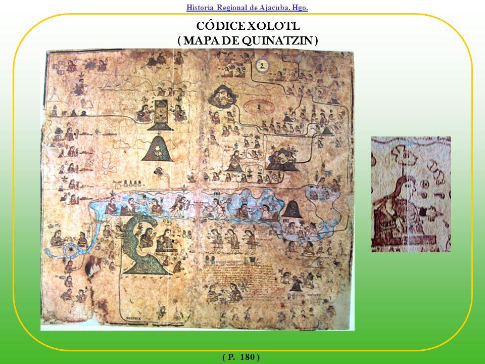 Historia Regional de Ajacuba, Hgo.