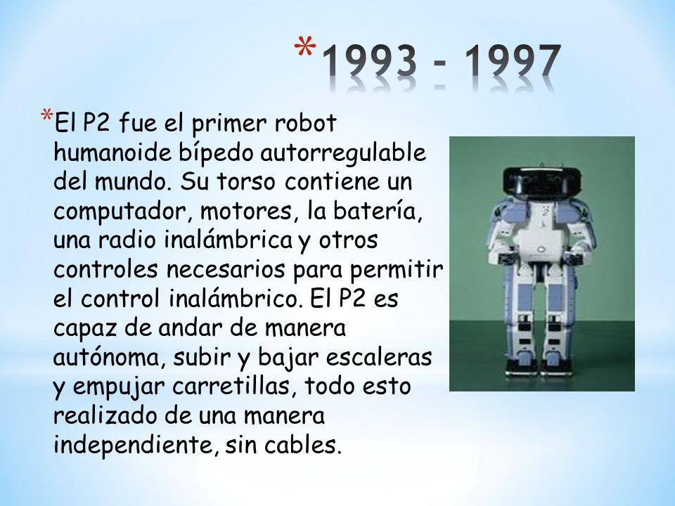 1993 - 1997