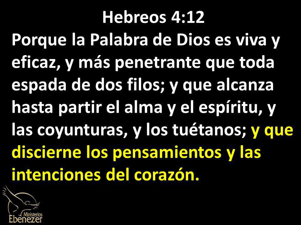 Hebreos 4:12