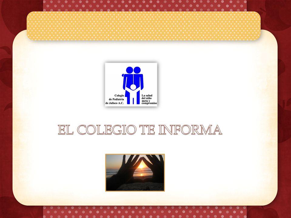 EL COLEGIO TE INFORMA