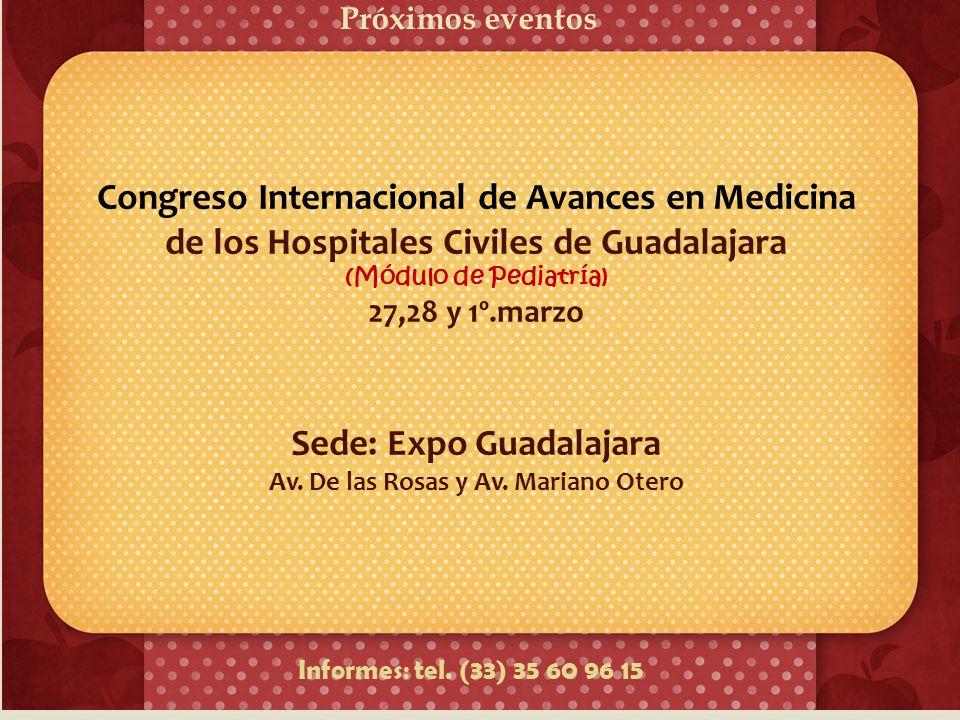 Congreso Internacional de Avances en Medicina