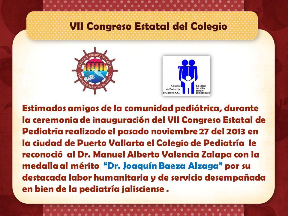 VII Congreso Estatal del Colegio