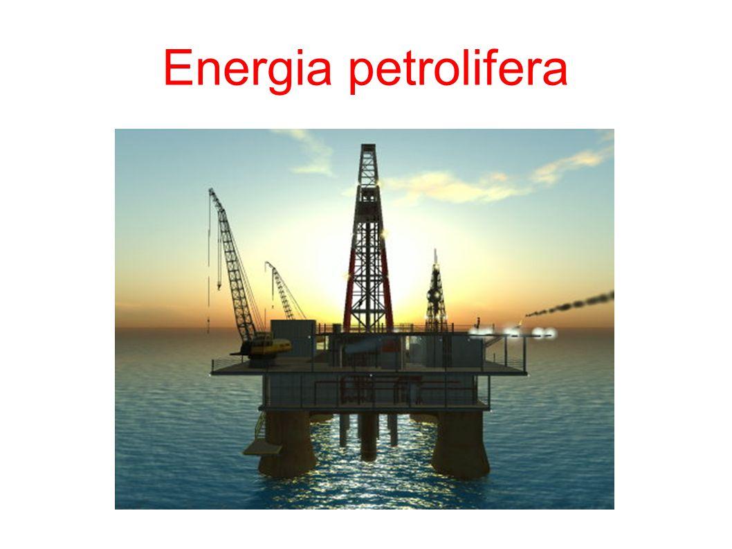 Energia petrolifera