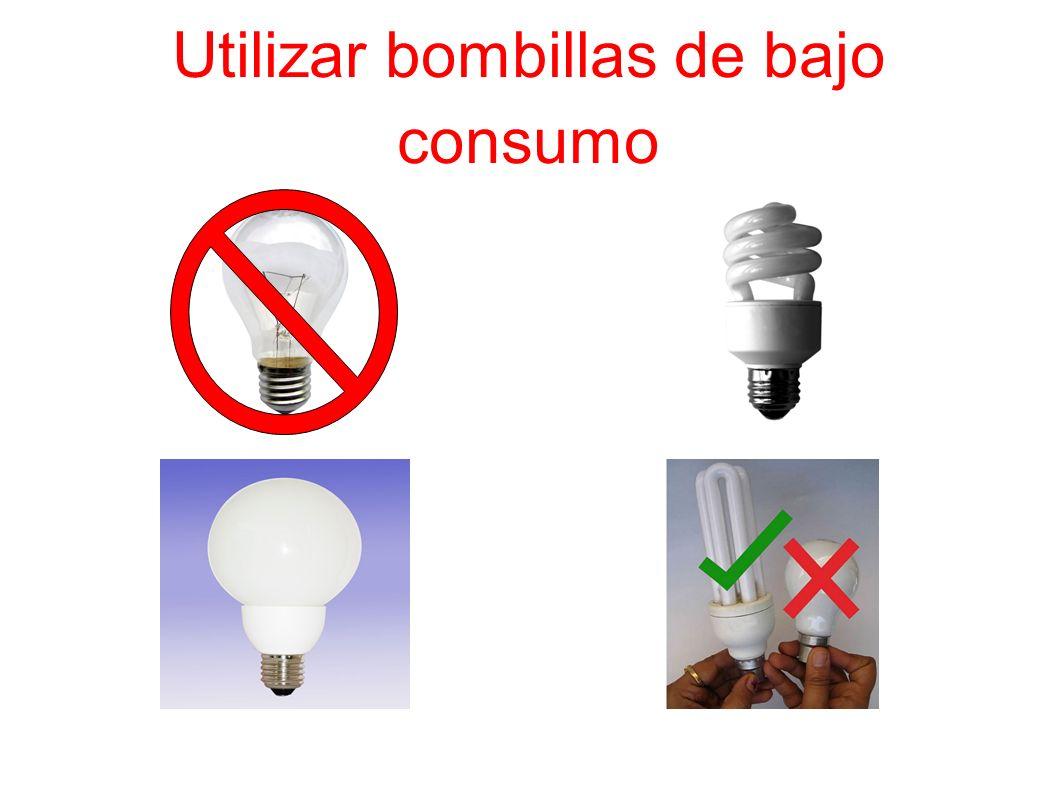 La energia ppt video online descargar Bombillas de bajo consumo