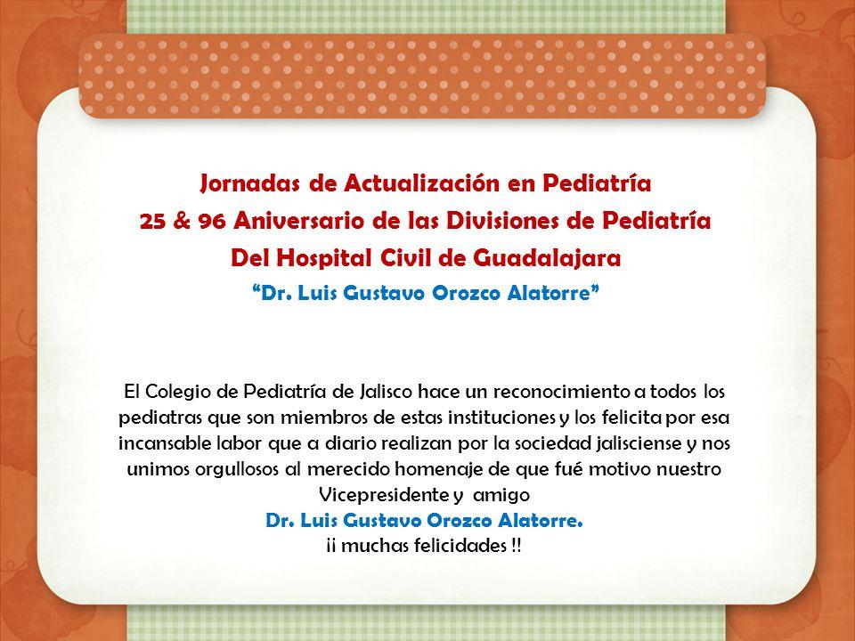 Jornadas de Actualización en Pediatría