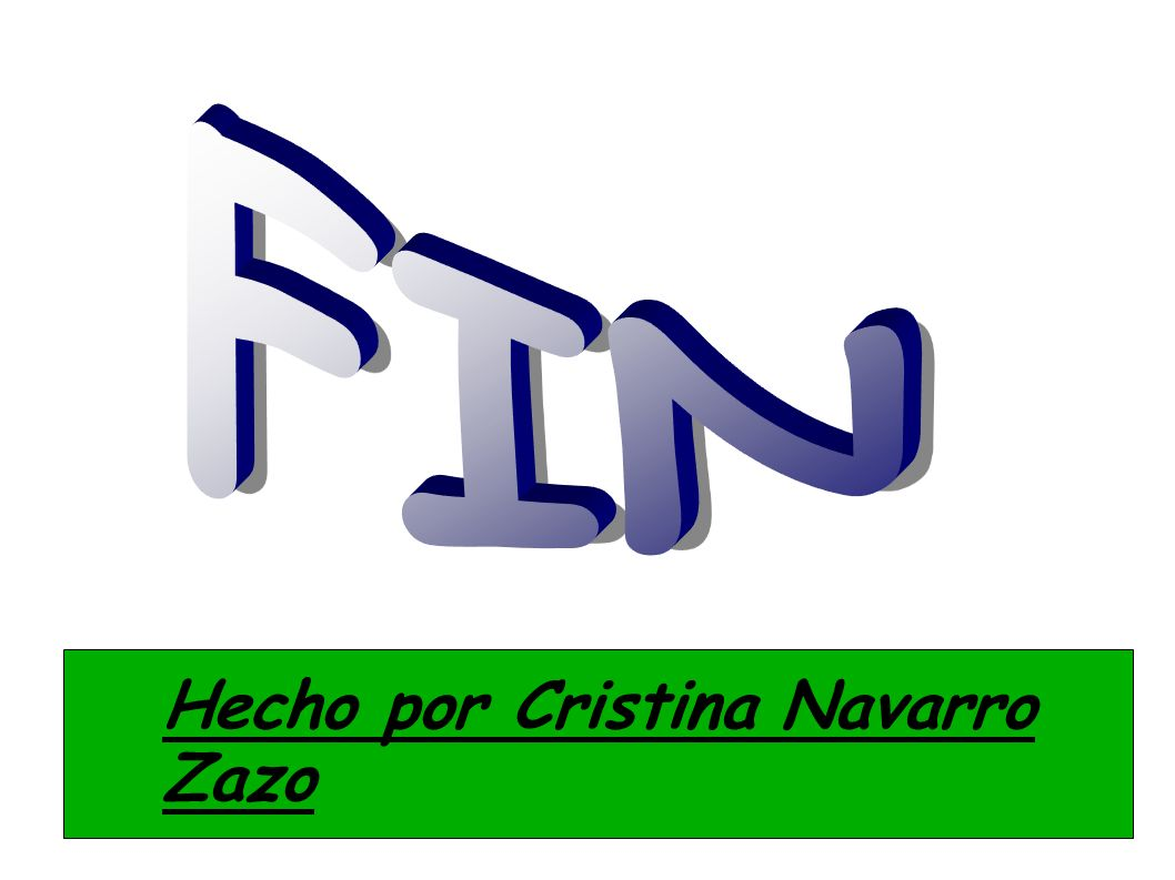 Hecho por Cristina Navarro Zazo
