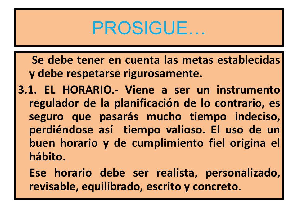 PROSIGUE…