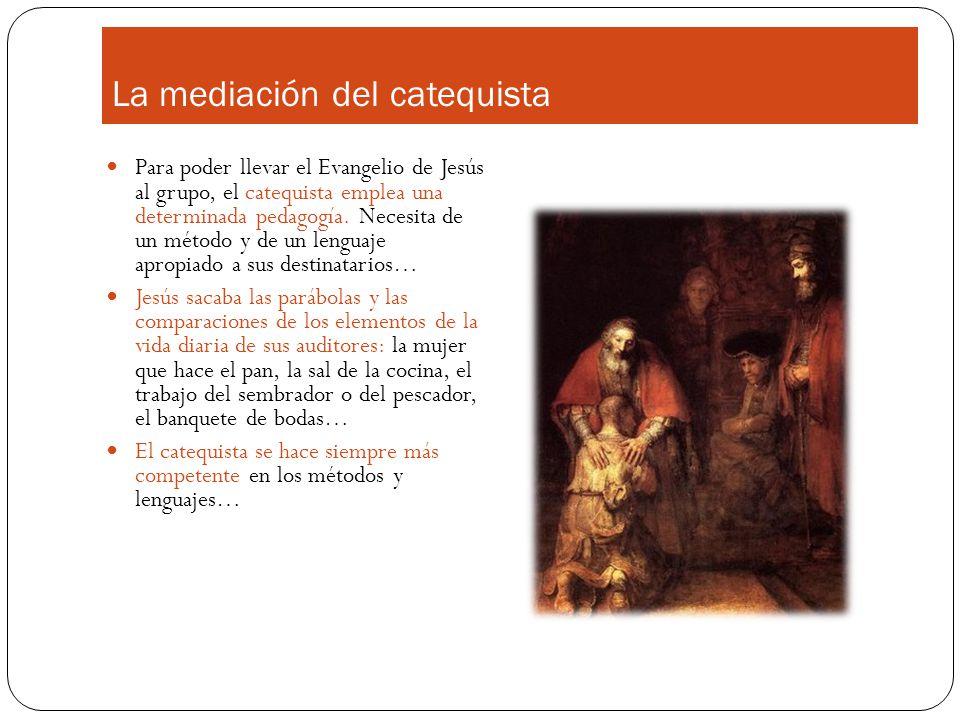 La mediación del catequista