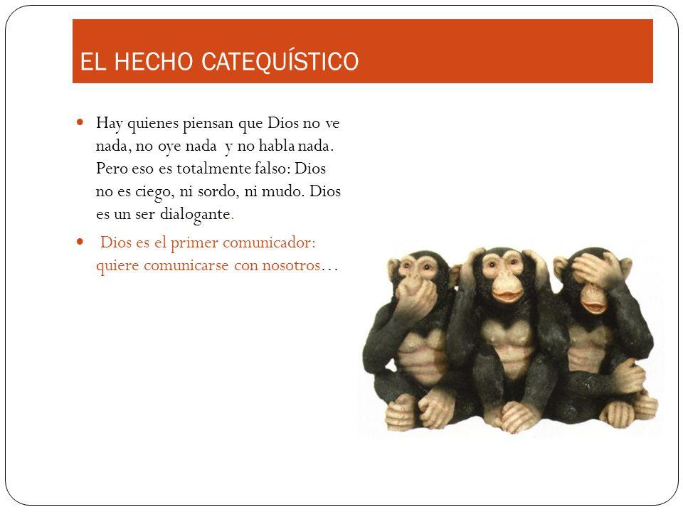 EL HECHO CATEQUÍSTICO