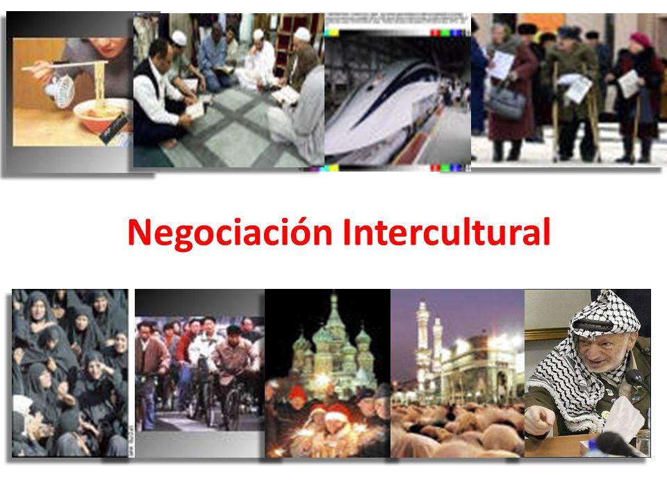 Negociación Intercultural