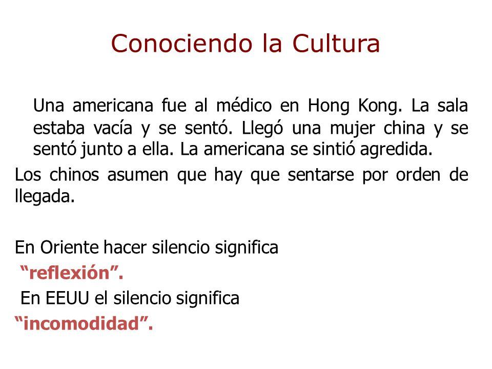 Conociendo la Cultura