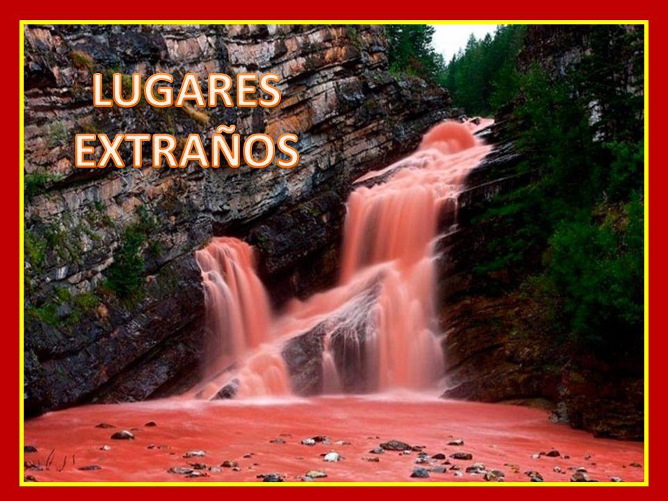 LUGARES EXTRAÑOS