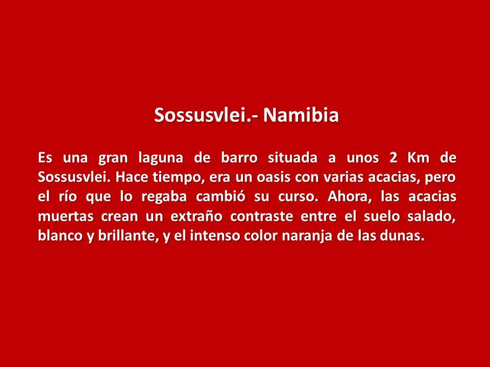 Sossusvlei.- Namibia