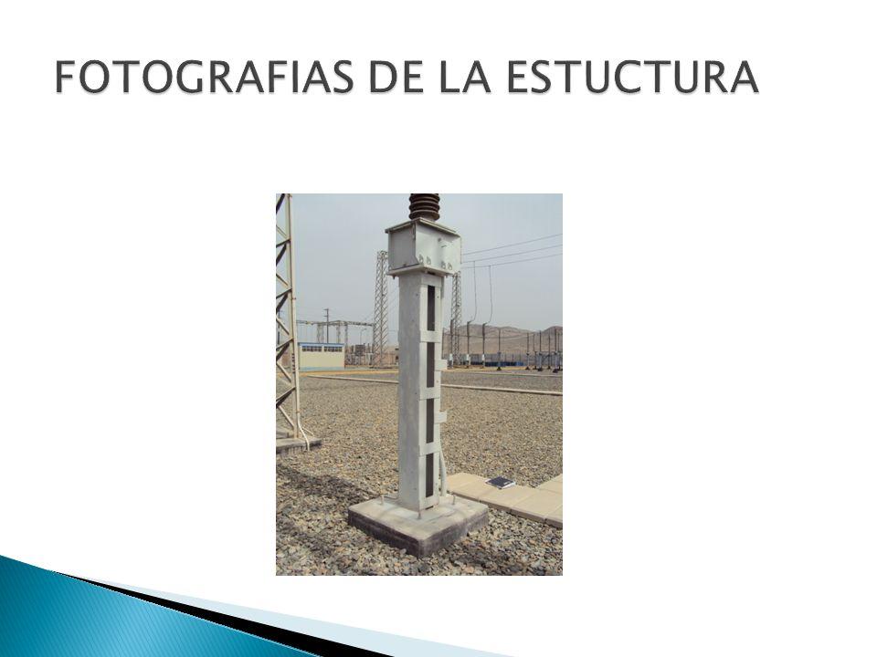 FOTOGRAFIAS DE LA ESTUCTURA