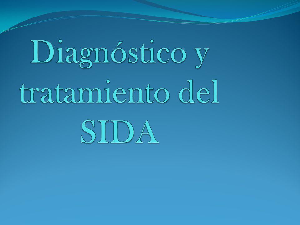 Diagnóstico y tratamiento del SIDA