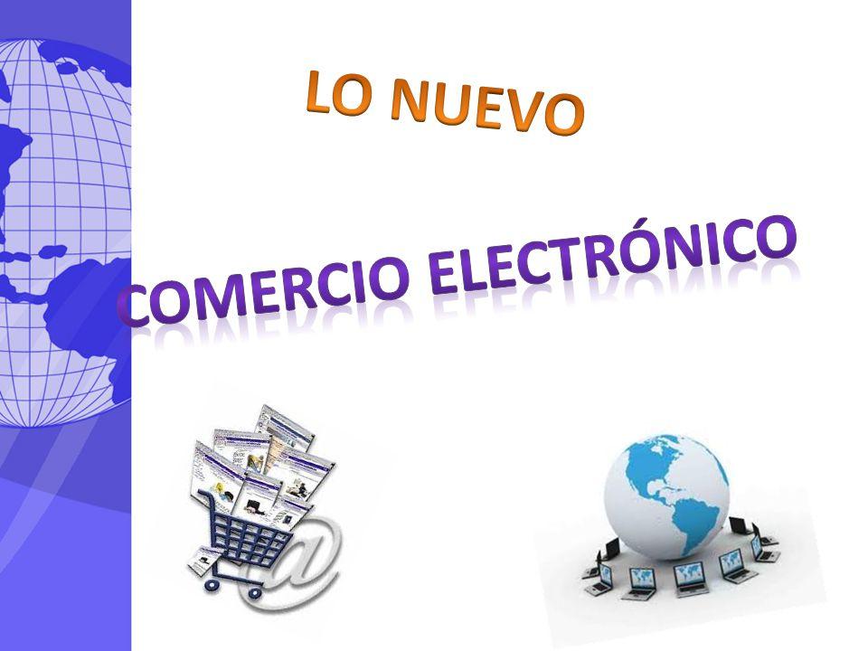 LO NUEVO Comercio electrónico