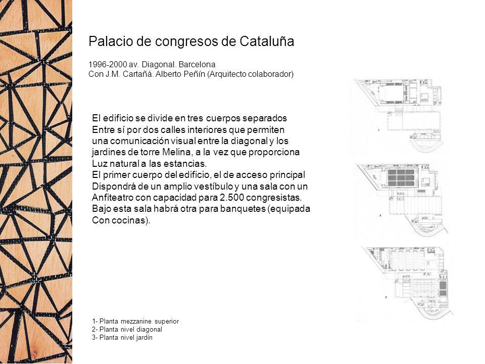Palacio de congresos de Cataluña