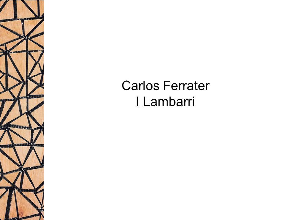 Carlos Ferrater I Lambarri