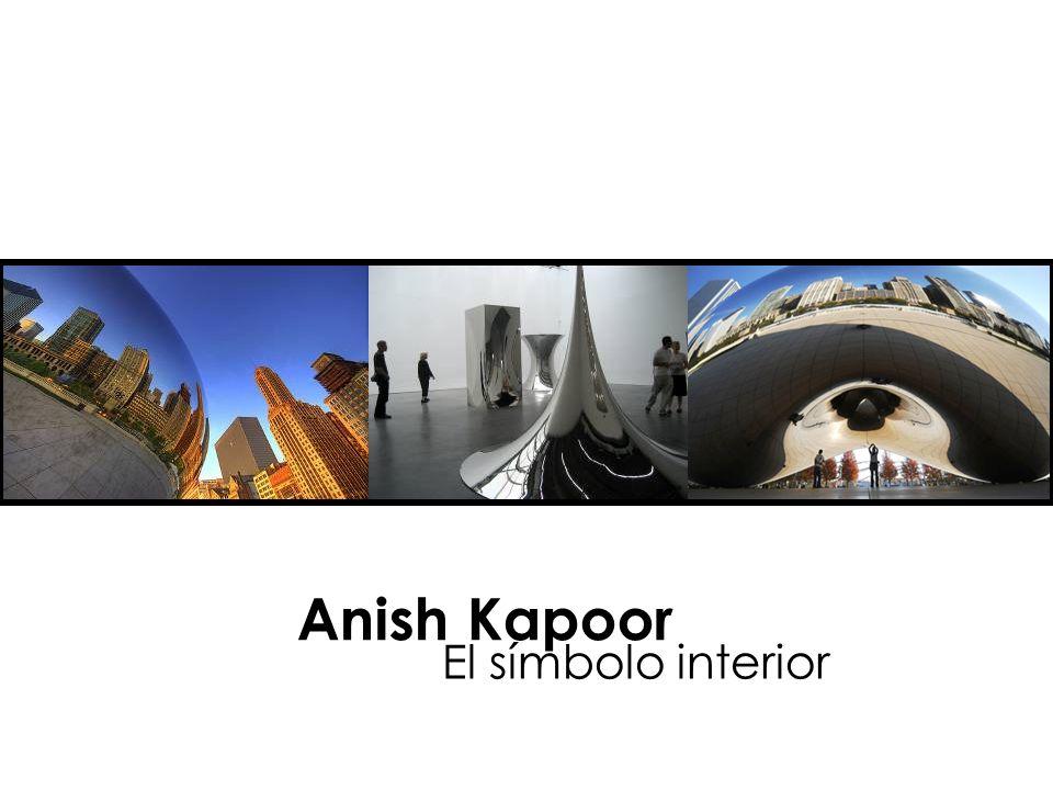 Anish Kapoor El símbolo interior