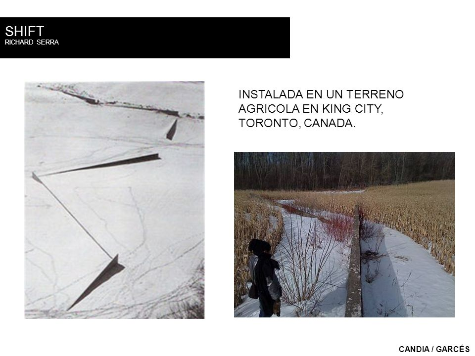 SHIFT INSTALADA EN UN TERRENO AGRICOLA EN KING CITY, TORONTO, CANADA.