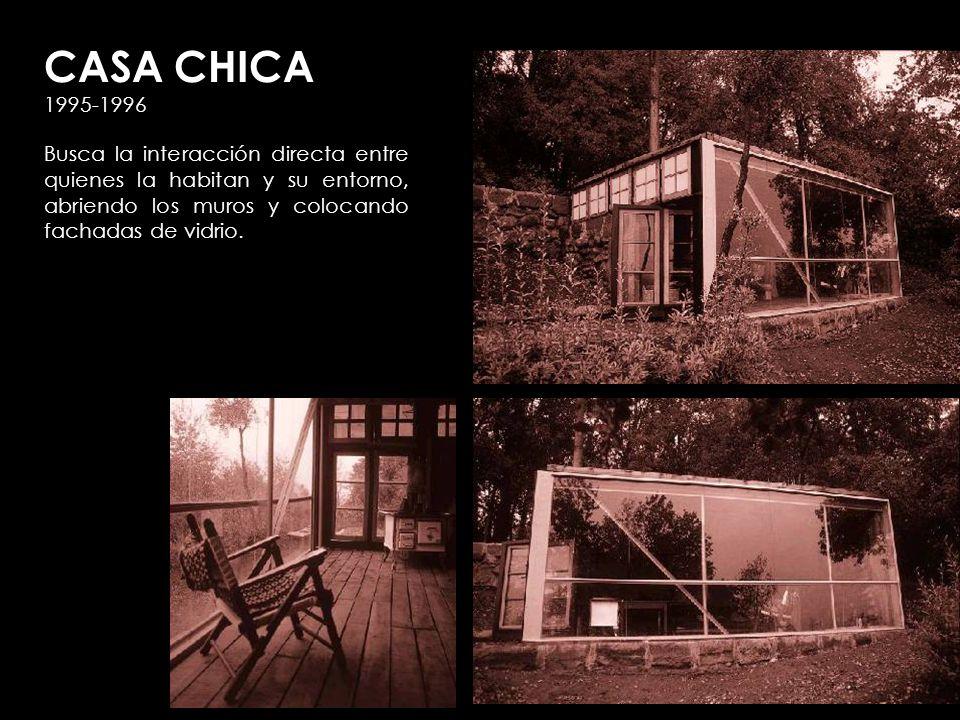 CASA CHICA 1995-1996.