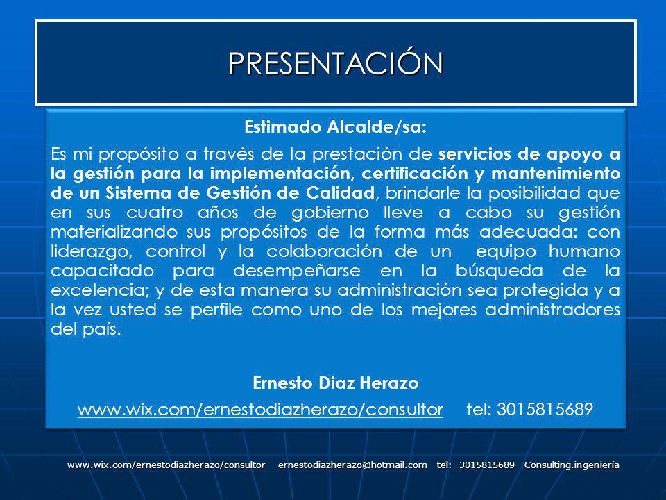 www.wix.com/ernestodiazherazo/consultor tel: 3015815689