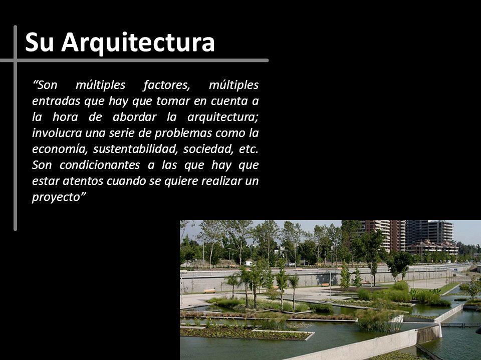 Su Arquitectura