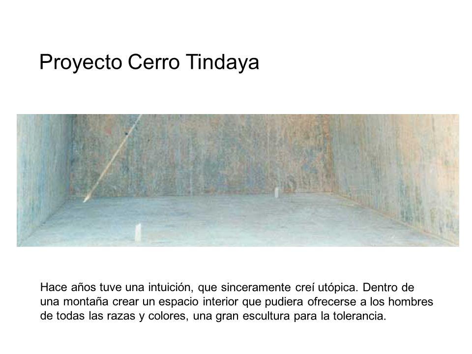 Proyecto Cerro Tindaya