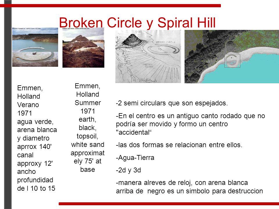 Broken Circle y Spiral Hill
