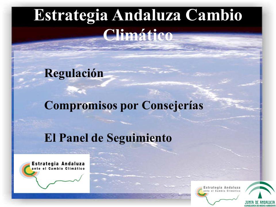 Estrategia Andaluza Cambio Climático