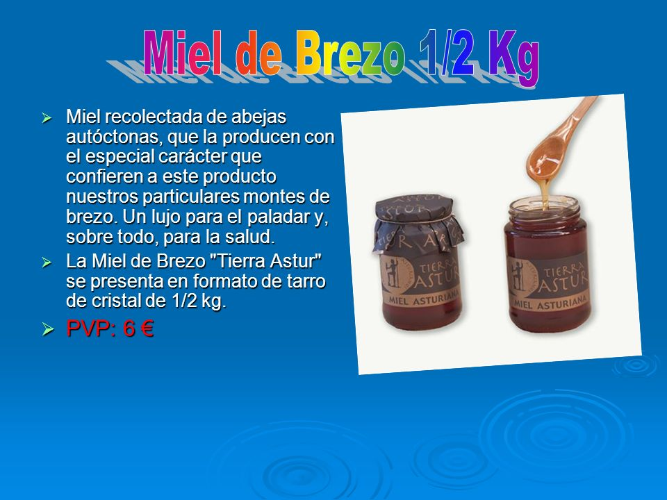 Miel de Brezo 1/2 Kg