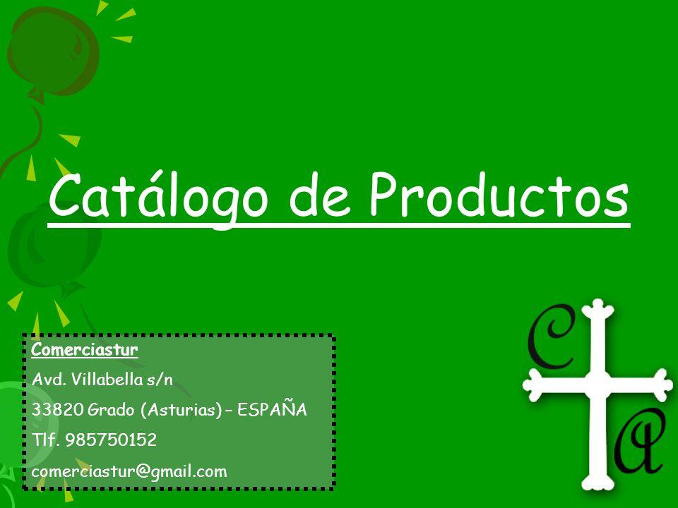Catálogo de Productos Comerciastur Avd. Villabella s/n
