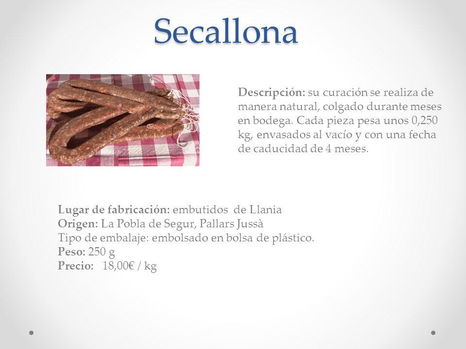 Secallona