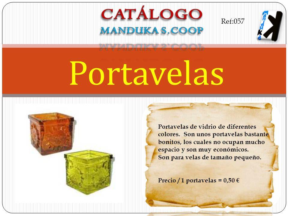 Ref:057 Portavelas.