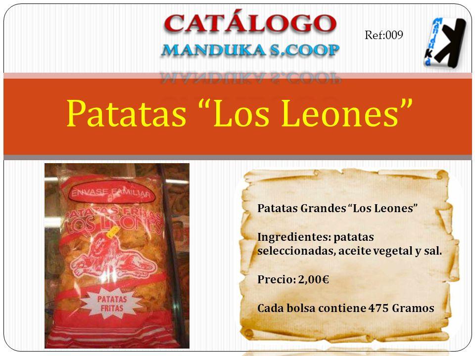 Patatas Los Leones Ref:009 Patatas Grandes Los Leones