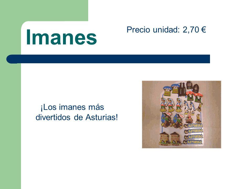 ¡Los imanes más divertidos de Asturias!