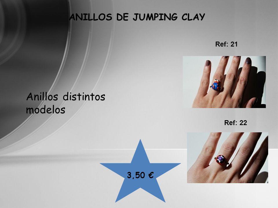 ANILLOS DE JUMPING CLAY