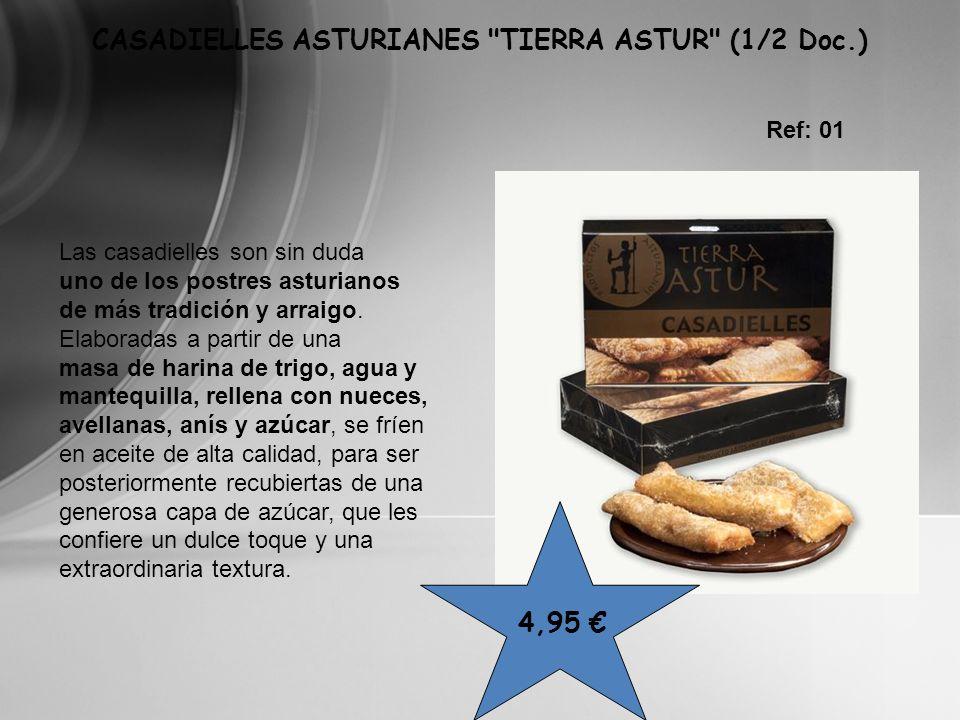 CASADIELLES ASTURIANES TIERRA ASTUR (1/2 Doc.)
